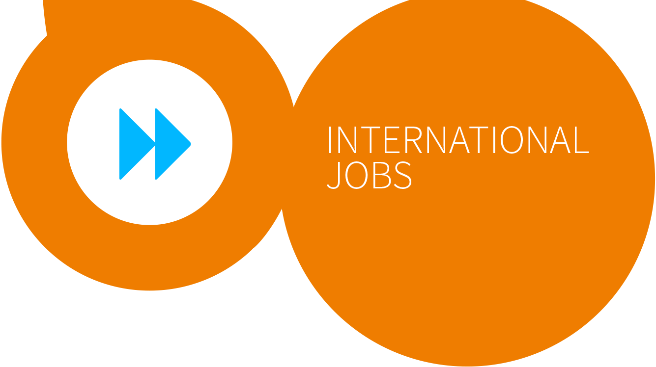 International jobs